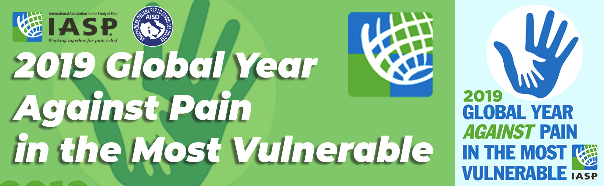 Global Year against Pain 2019